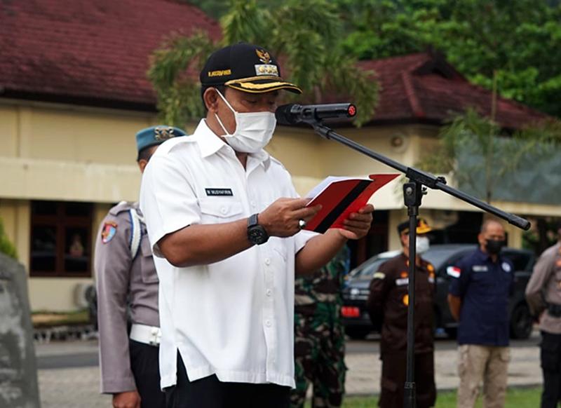 Bupati Sumbawa Barat Larang Takbir Keliling Hari Raya Idul Fitri