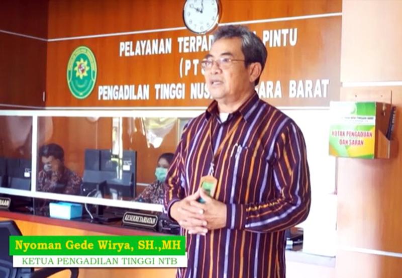 Pembentukan Pengadilan Negeri Sumbawa Barat Tunggu Keputusan Presiden