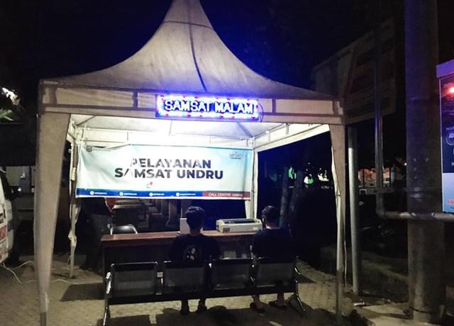 Samsat Tenda Samsat Taliwang