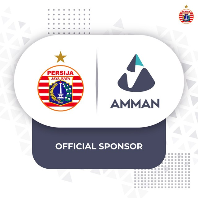 Amman Mineral Jadi Sponsor Utama Persija Jakarta Musim 2021 2022 1