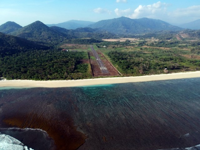 Bandara Sekongkang Bandara Sumbawa Barat 1