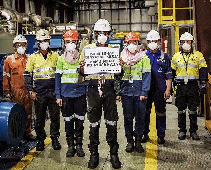 Amman Mineral Terus Didesak Ubah Roster Kerja Karyawan yang Dinilai Tidak Manusiawi