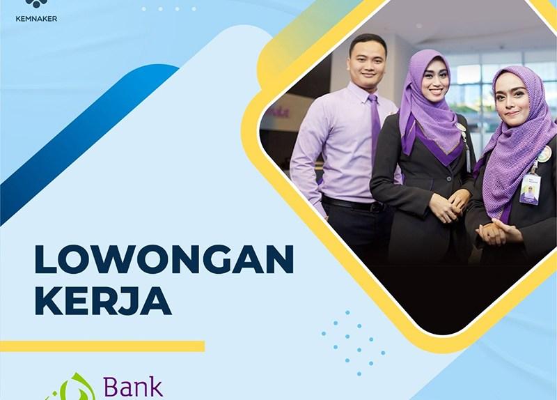 Lowongan Kerja PT Bank Muamalat