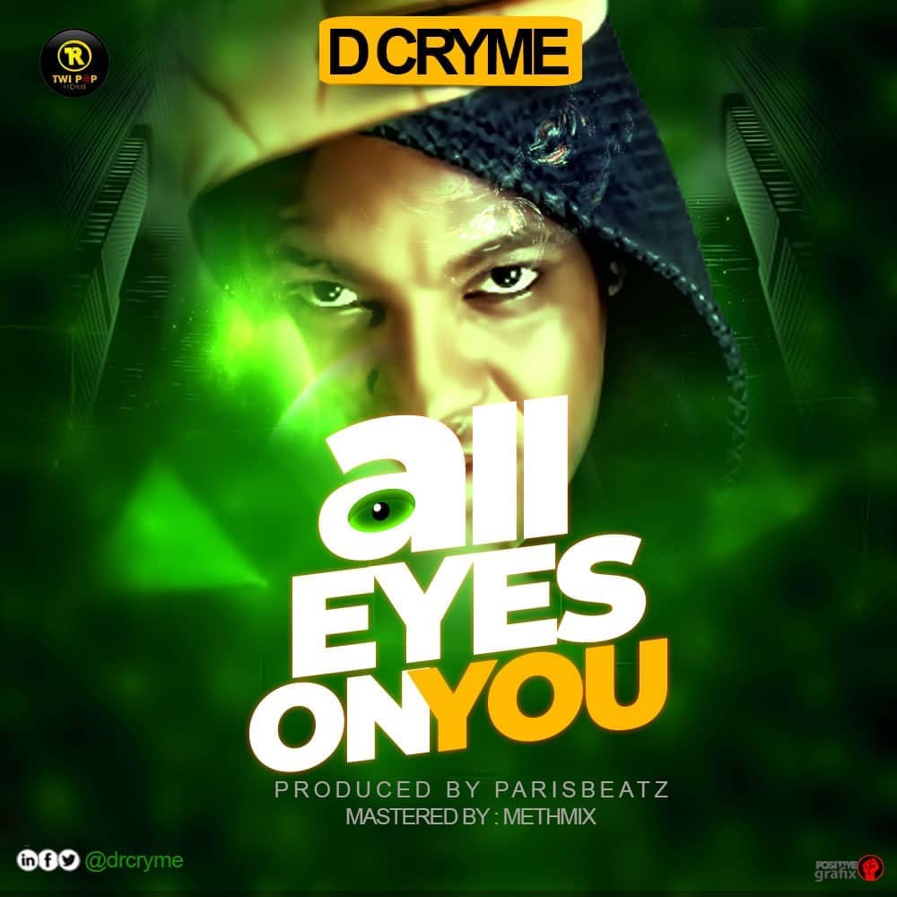 HOT JAM – D CRYME – ALL EYES ON YOU
