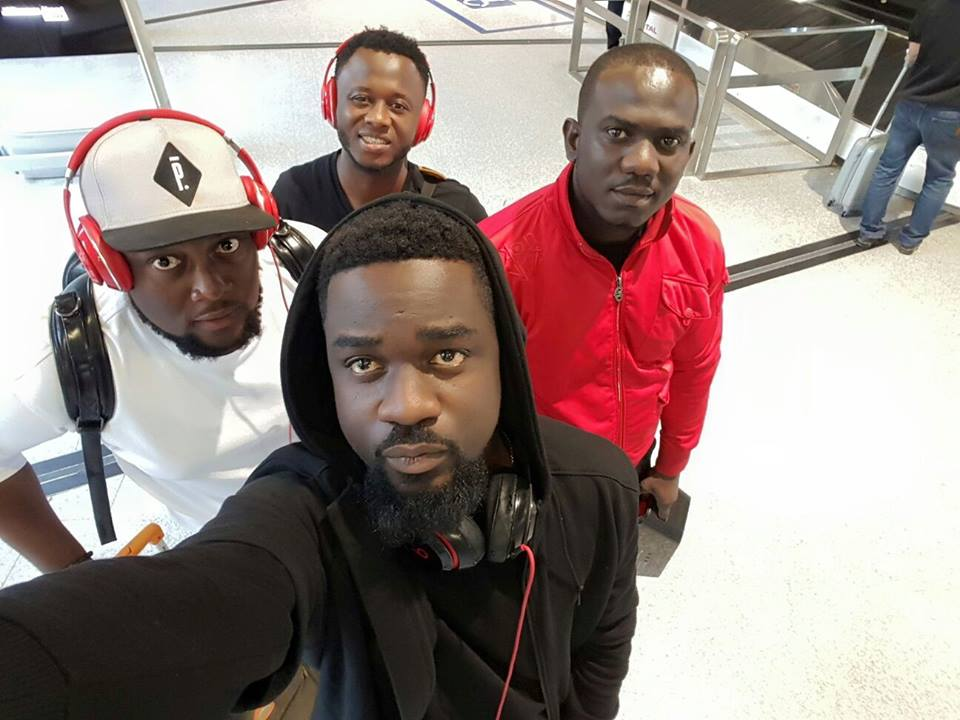 SARKODIE – I PRAY WITH MY TEAM BEFORE I MOUNT ANY STAGE TO PERFORM.