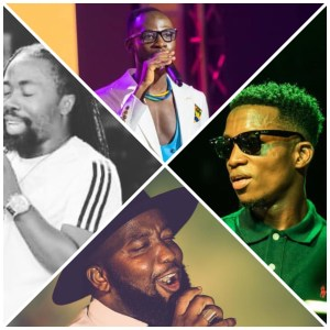 Ghanaian Musicians Who Are Excellent Singers, Rappers And Songwriters