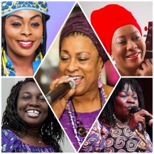 WCW: Living Ghanaian Female legends