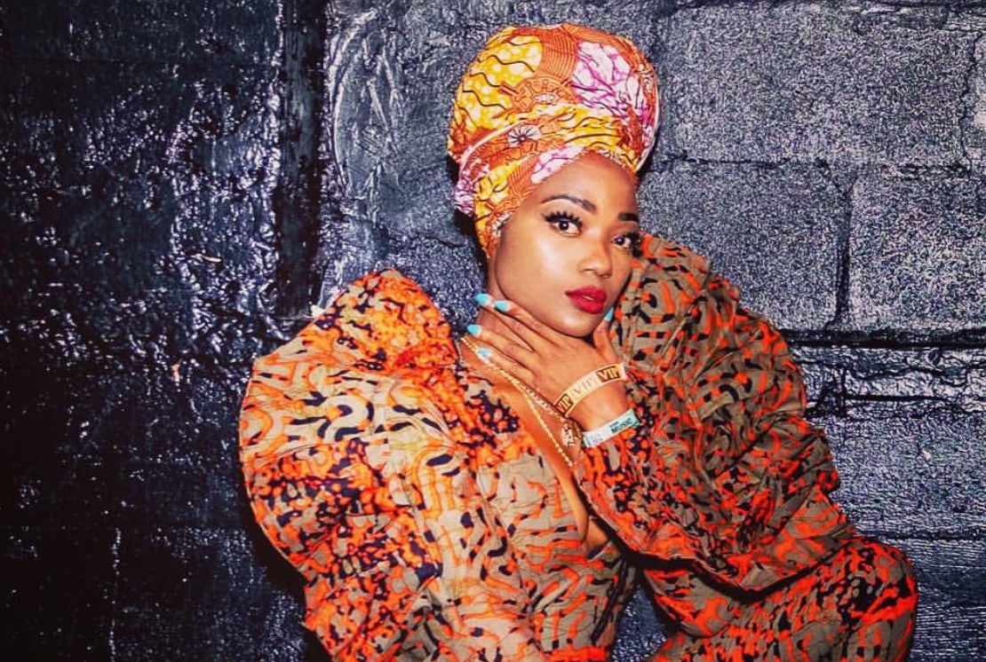 Shut Up If You Have Nothing Nice To Say – Efya