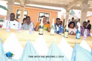 The Dei Foundation Makes Widows Smile During Easter