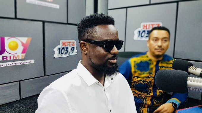 Alpha is just an appetizer for the main project for 2019 – Sarkodie