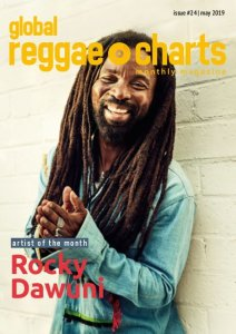 "Rocky Dawuni Wins Global Reggae Charts ""Artist of The Month"" For May"