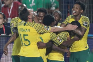 Read more about the article AFCON 2019: It's another SHOCKER as host nation Egypt are knocked out by South Africa