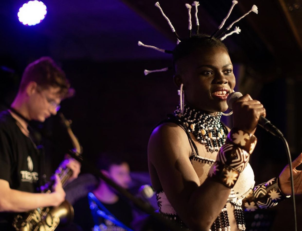 Wiyaala details the key to changing and growing the entertainment industry in Ghana