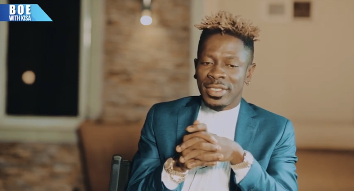 Shatta Wale Advices Young Upcoming Artiste To Change Their names