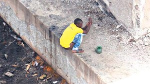 Open Defecation in Ghana, Children the worse Perpetrators