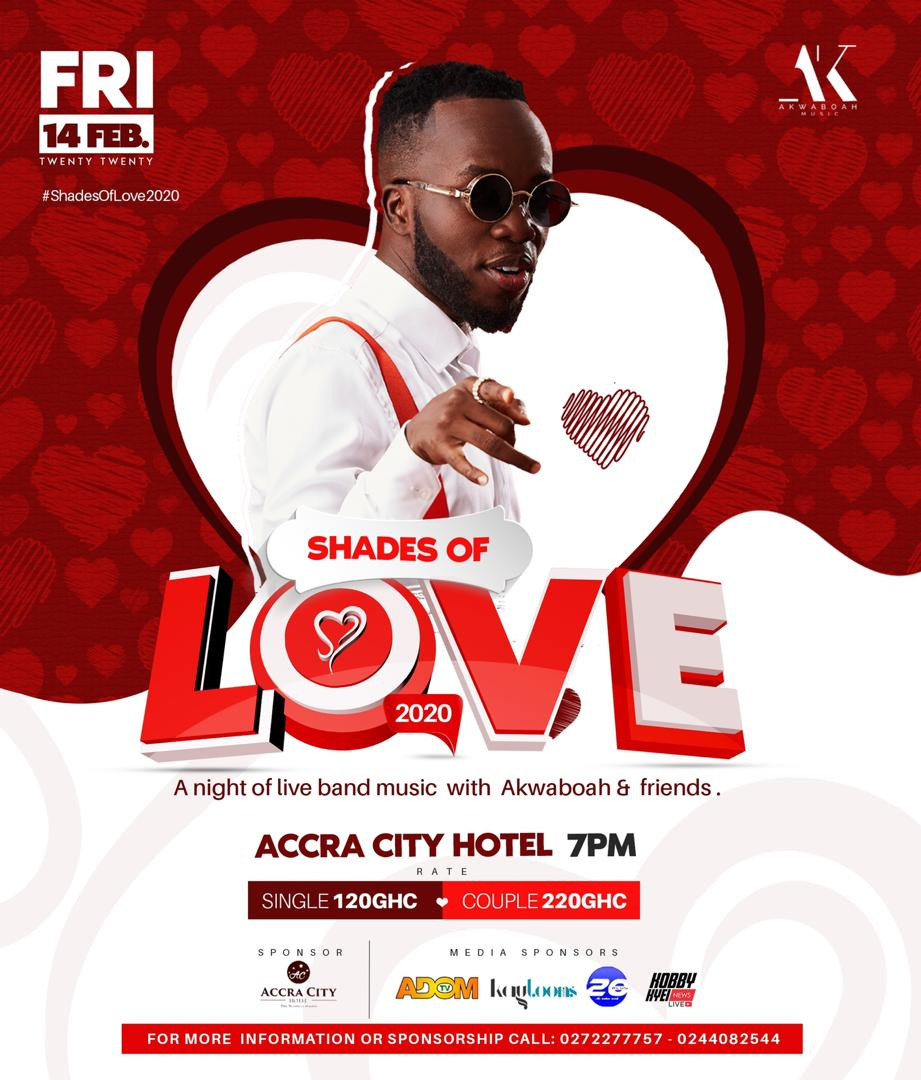 Shades of Love Is Coming Your Way This February!