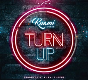 Read more about the article Turn Up – Kuami Eugene's First Release of 2020