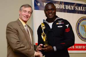 Ghanaian-US Military Officer Wins Top Award