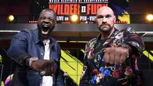 'UNFINISHED BUSINESS' Deontay Wilder Vrs Tyson Fury, Who Wins?