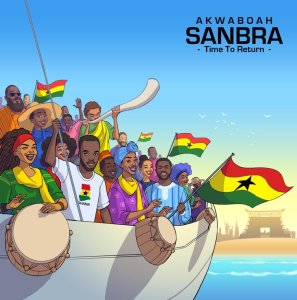 Akwaboah Calls Out To Our Brothers & Sisters In The Diaspora In A New Video 'Sanbra'
