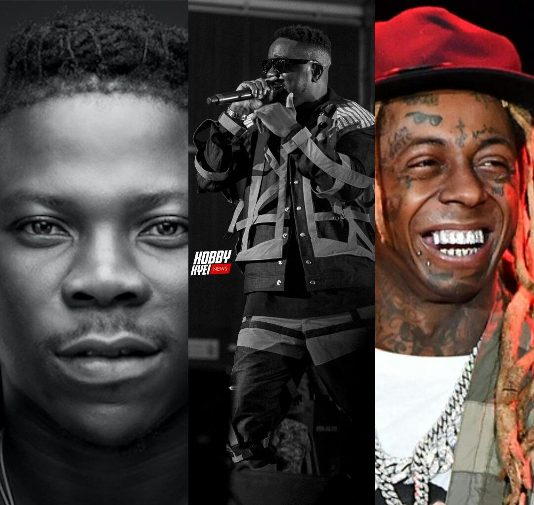 Stonebwoy And Sarkodie To Perform Along Lil Wayne At 2020 Beale Street Music Festival