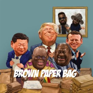 """Read more about the article Sarkodie Preaches Against Mental Slavery In New Song """"Brown Paper Bag"""" Ft. M.anifest"""