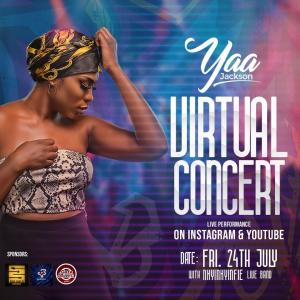 Yaa Jackson To Release New Song – Announces Virtual Concert This July
