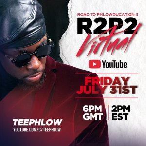 Teephlow To Hold Virtual Concert on July 31