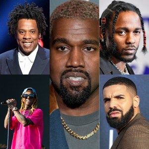 Top 5 Rappers With The Most BET Hip Hop Awards
