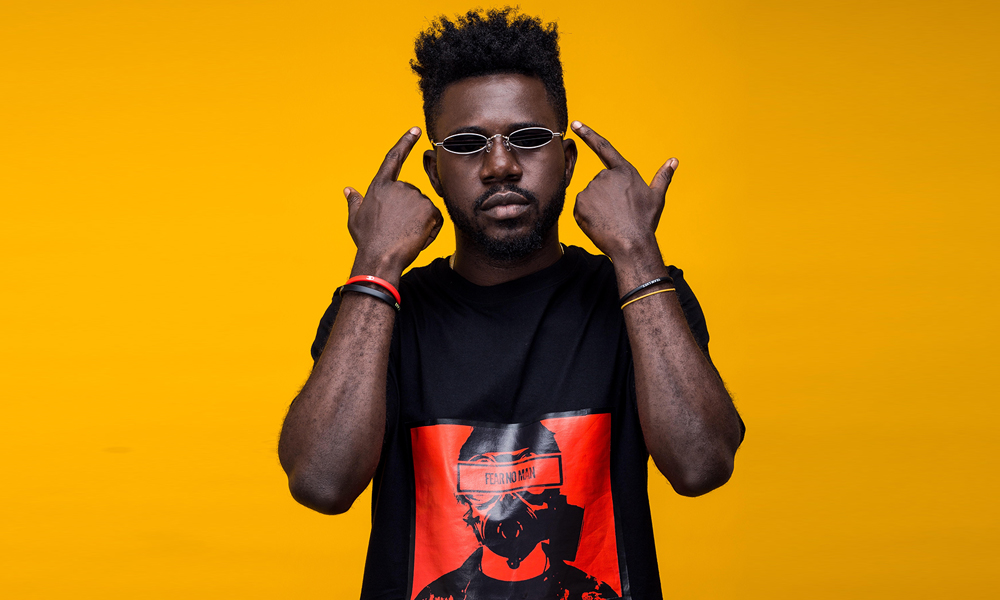 """Sarkodie Chooses  Kulaperry Over Top Luxury Brands, Mentions Him In Unreleased Track, """"Drip"""""""