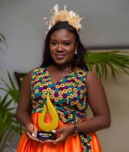 Founder Of DUSAF NGO Miss Deborah Oduro Honored For Humanitarian Works In Fight Against COVID-19