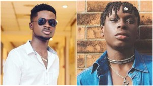 Kuami Eugene Accused Of Stealing Fireboy's Song