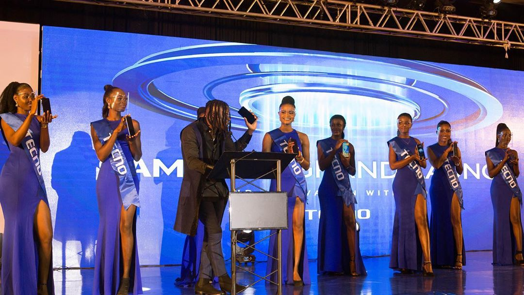 TECNO Launches CAMON 16 Series; Officially Unveils Stonebwoy As Brand Ambassador