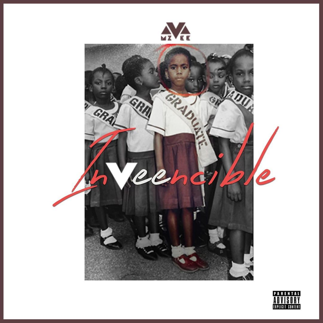 MzVee Premieres Her Fourth Studio Album 'inVeencible'