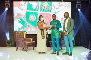 Blogger Ghkwaku Honored At 20th Millenium Excellence Awards