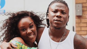 Dr Louisa Performs Hubby Stonebwoy's Song (Video)