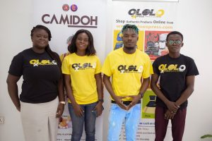Camidoh Signs Ambassadorial Deal With Ololo Express