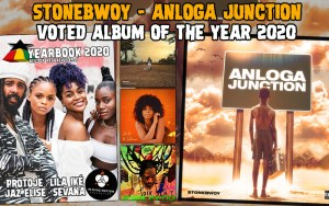 Stonebwoy's 'Anloga Junction' Album Voted Album Of The Year 2020 By Reggaeville