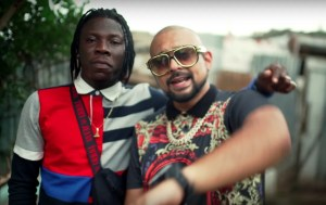 Stonebwoy Featured On Sean Paul's New Project