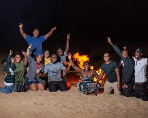 Boosting Ghana's Domestic Tourism, Kaya Tours Whoop It Up With A May Day Trip To Keta