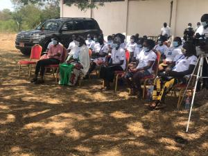 Twenty-Five Women In Ashaley Botwe Get Trained In Dairy Processing