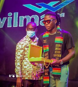 Stonebwoy, Fadda Dickson, Kwame Sefa-Kayi, Others Honored At The Maiden Edition of Ghana Father's Day Awards