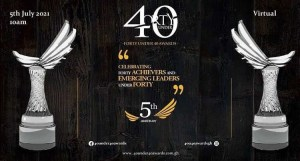 5th Edition of Forty Under 40 Awards Launched