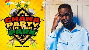 Read more about the article Ghana Party In The Park Festival 2021 Launched With Sarkodie As Creative Director