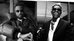 Sarkodie Details Why He Recorded 'Advice' To Shatta Wale