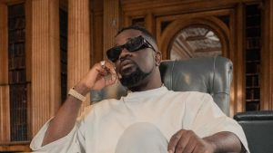 I Had To Work 100 Times To Get Recognized In Nigeria – Sarkodie