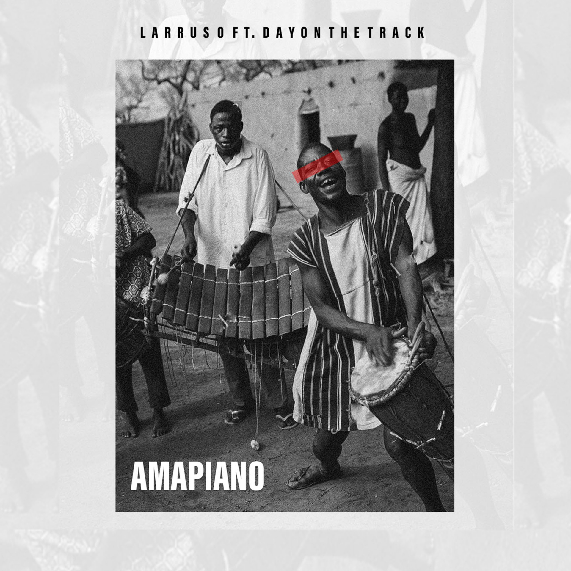 Larruso Taps DayOnTheTrack For 'AMAPIANO'