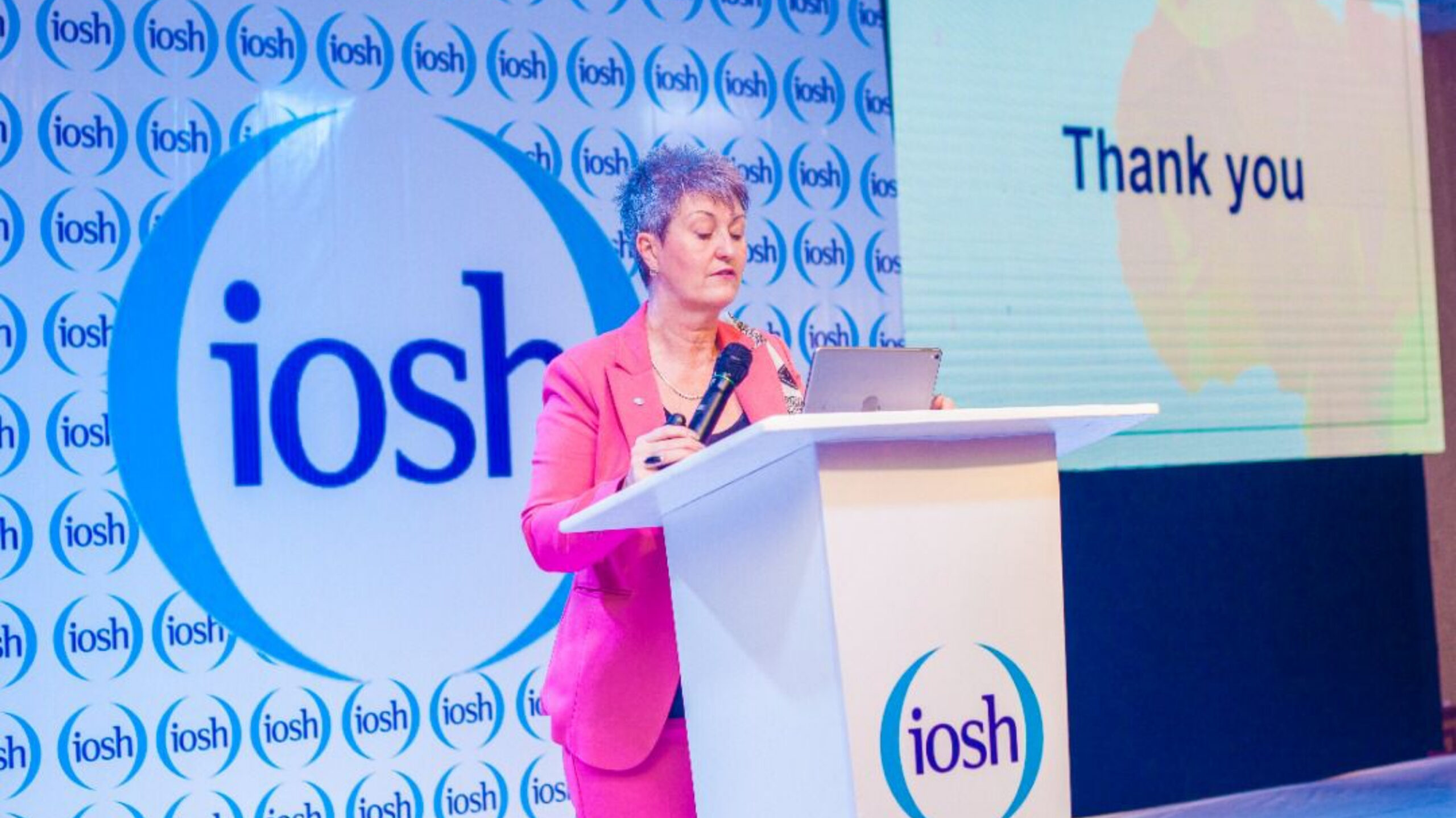 Chartered Body For Safety & Health – IOSH To Hold West Africa Conference In September