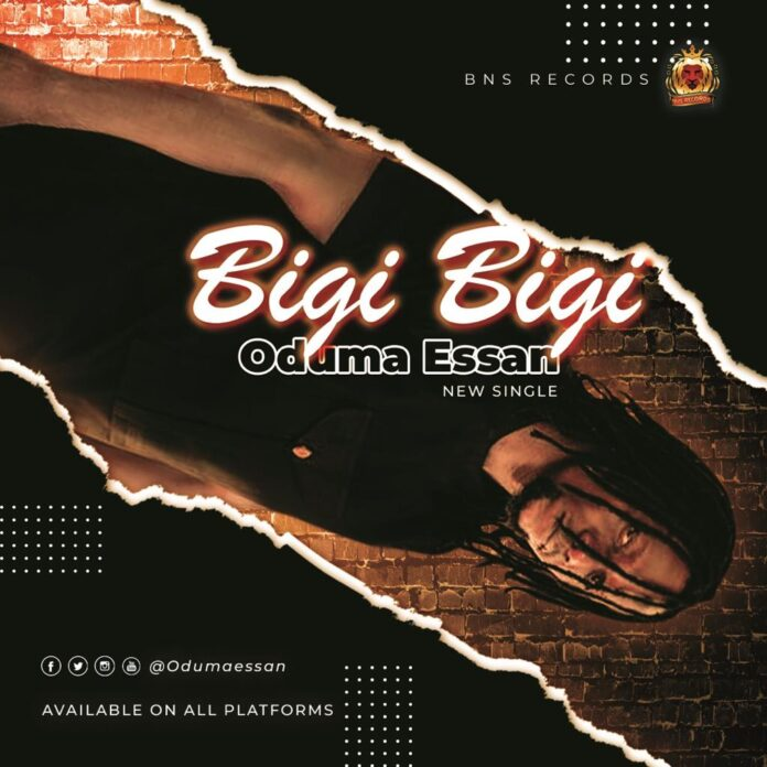 You are currently viewing Oduma Essan Adores Women On New Single Titled 'Big Bigi'