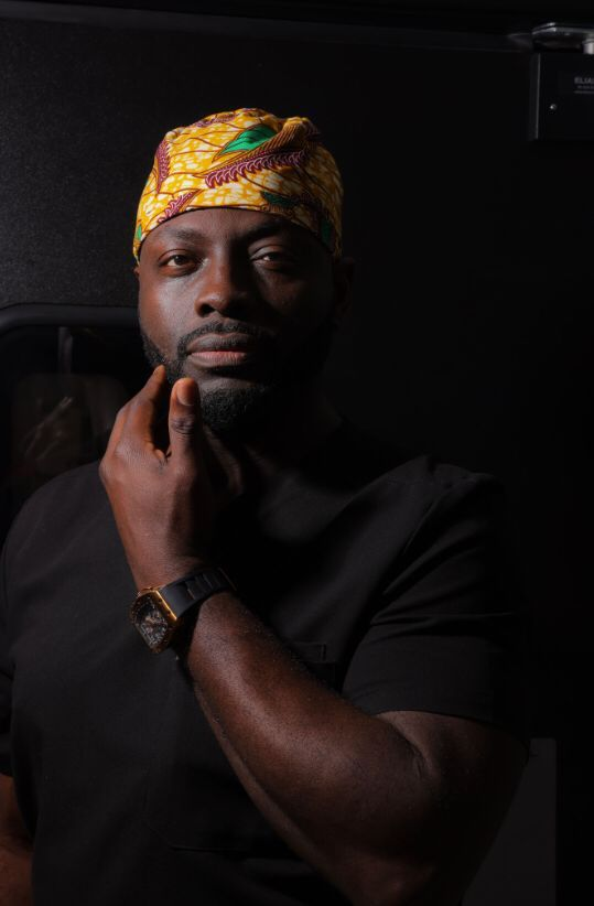 You are currently viewing Hollywood Prestigious Awards To Honour Dr. Michael K. Obeng As 'International Man of the Year'